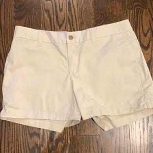 Gap size 12 light khaki shorts
